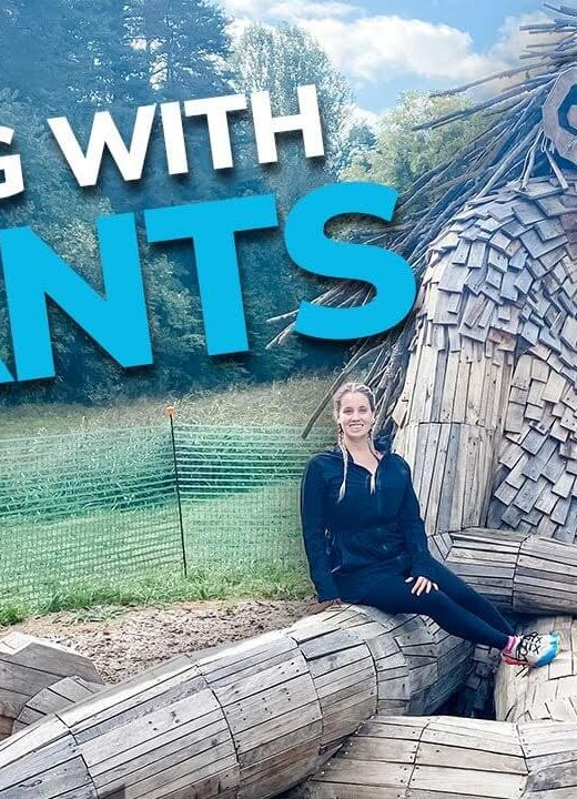 Hiking with Giants in Kentucky